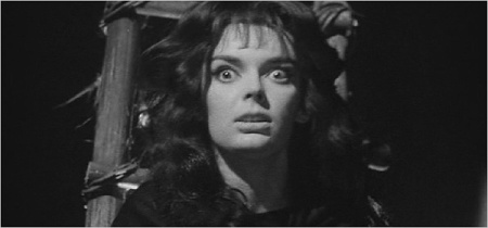 The divine and devilish Barbara Steele
