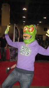 Evil Zed!