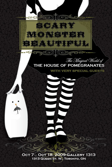 scarymonsterbeautiful_postcard