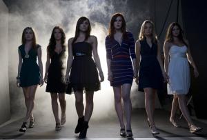 The ladies of Sorority Row