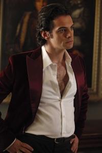 Theo Alexander as vampire Talbot
